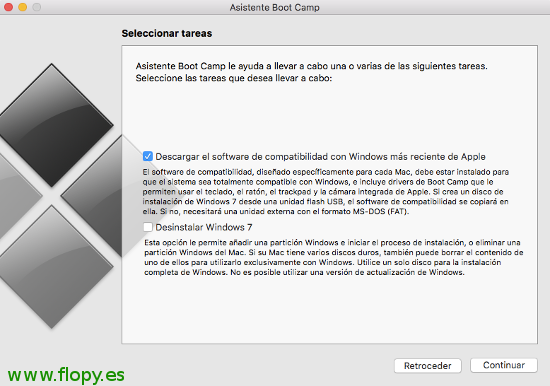 Descargar Software de compatibilidad